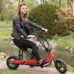 Narcine 2.0 e-Scooter for Modern Day City Dwellers