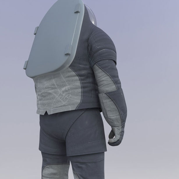 NASA Z-2 Suit - Biomimicry