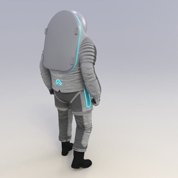 NASA Z-2 Suit - Technology