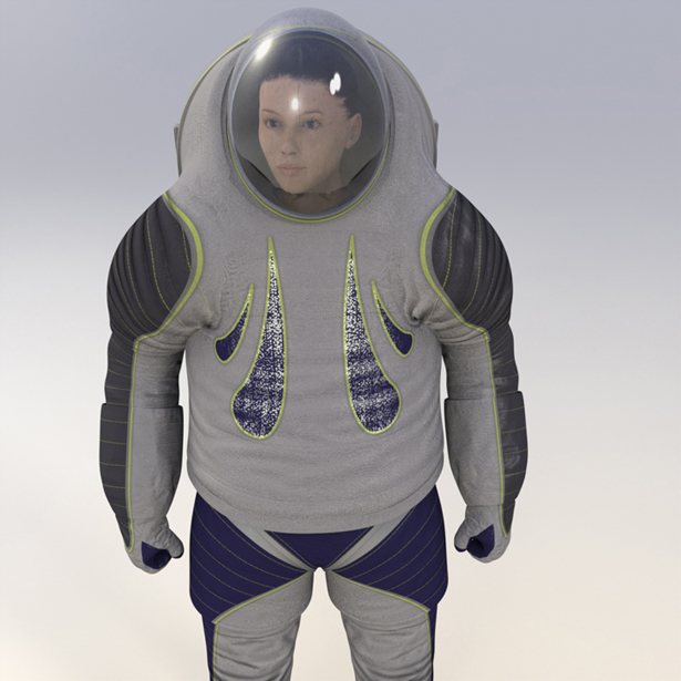 NASA Z-2 Suit - Trends in Society