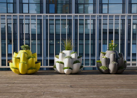 Nature : Modern and Innovative Ceramic Planter