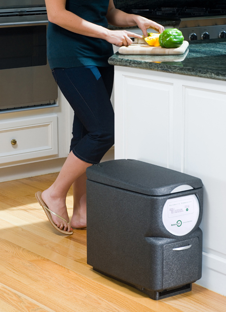 NatureMill Composter : Clean, Green, and Easy