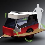 Nautic Sleeper Floating Caravan Enhances Your Water Sports Fun