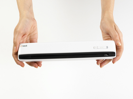 NeatReceipts Mobile Scanner Product Review