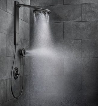 Nebia Spa Shower 2.0 Transforms Your Bathroom into a Spa While Saving More Water
