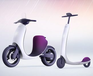 Nebula Personal Mobility – Alpha Motor Scooter and Beta KickScooter for Urban Commuting