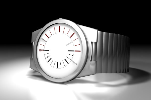 Nelja Analogical Watch Design