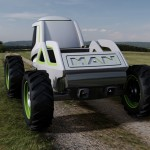 NEO: Multi-Purpose Agricultural Vehicle by Zishan Khan Pathan