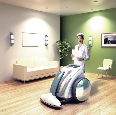 Neo-X Offers Stylish And Convenient X-Ray For Children Without Making Them Frightened