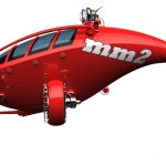 Neptune MM2 Two-Seater Sport Micro Submersible