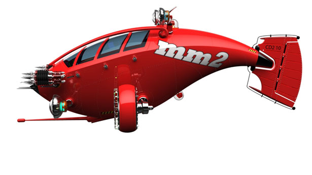 Neptune MM2 Two Seater Sport Micro Submersible