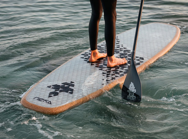 Nerd 3CSup Paddling Boards - Superlight, Translucent SUPBoards