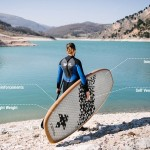 NERD 3CSup Translucent Paddling Board Uses Recycled Materials to Make It Affordable for Everyone