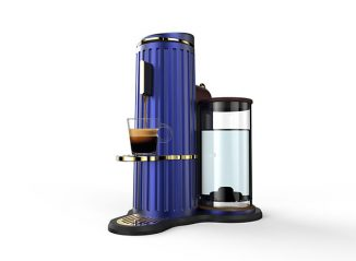 Nespresso Essence Concept Coffee Machine Performs Coffee Making Ritual on Your Behalf
