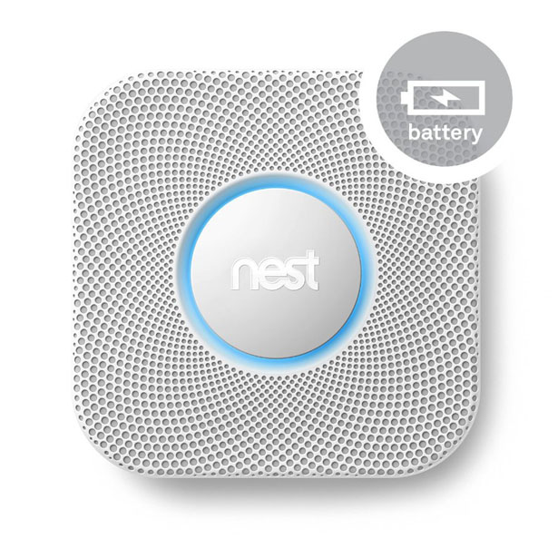 Nest Protect : Smoke and Carbon Monoxide Alarm