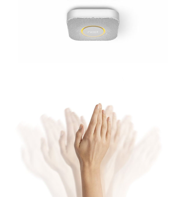Nest Protect : Smart Smoke and Carbon Monoxide Alarm