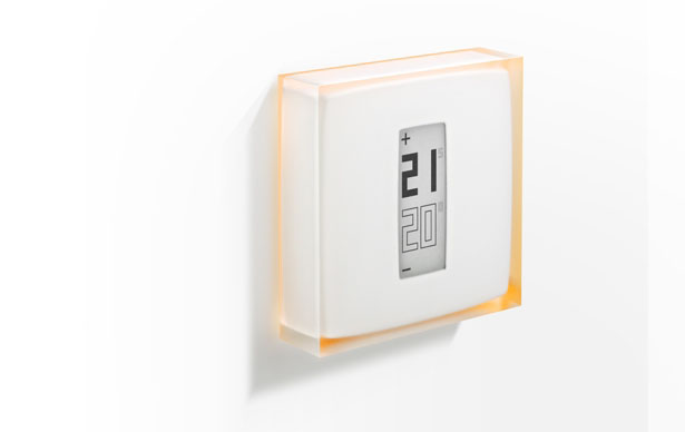 Netatmo Thermostat by Philippe Starck