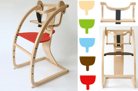 new bambini rocking chair