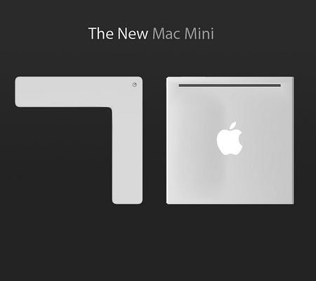 new mac mini concept