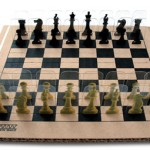 World's Lightest Chessboard