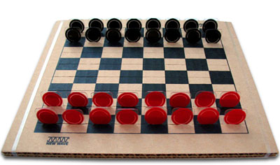 new wave chess and checker