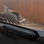 neWWave Superyacht Features Open Space Design Without Sacrificing Privacy
