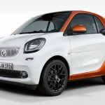 The Next Generation of Smart Fortwo and Forfour