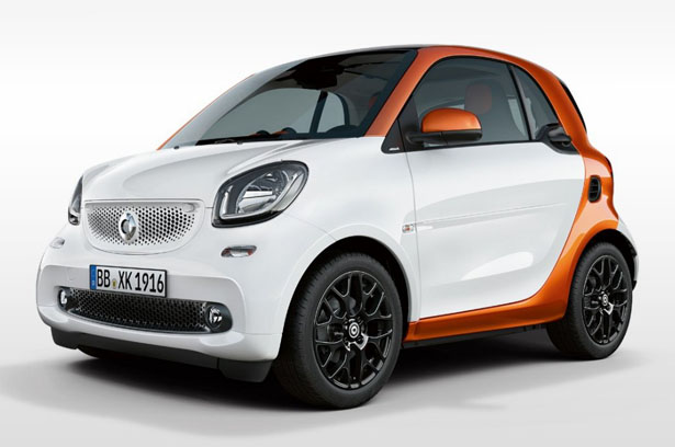 The Next Generation Smart Fortwo and Forfour