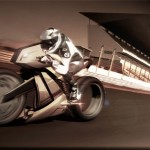 NGR (Next Generation Racer) Futuristic Superbike For Abarth