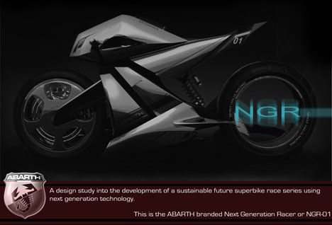 NGR Motorcycle