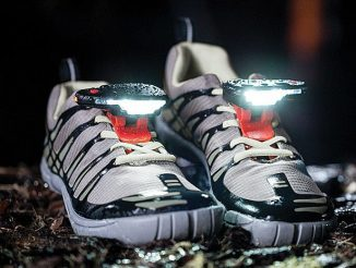 Night Runner Shoe Lights Provide Great Visibility What's In Front of You