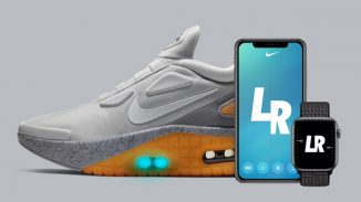 Nike Releases Nike Adapt Auto Max with Power-Lacing Technology