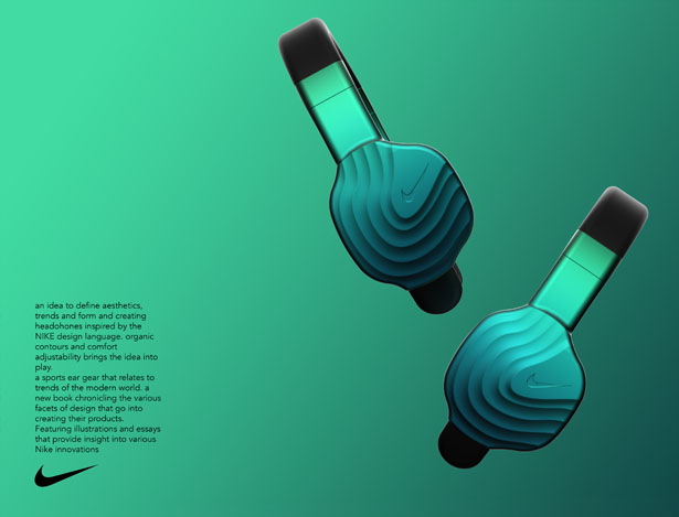 Nike Facet Headphones Designed for The Modern Sports Aesthetics