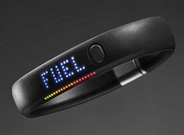 Nike+ FuelBand Fitness Track
