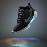 Nike HyperAdapt 1.0 : A Pair of Sneakers with Adaptive Lacing