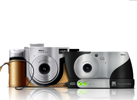 nikon cool pix concept digital camera
