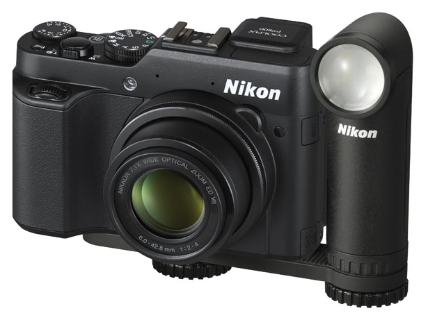 Nikon LD-1000 LED Movie Light Emits Bright, Natural Soft Light for Great Photos or Movies