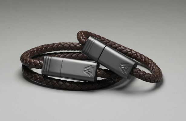 NILS Stylish Wearable Charging Cable by Nordic Union