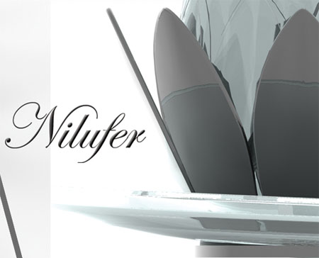 nilufer tea set