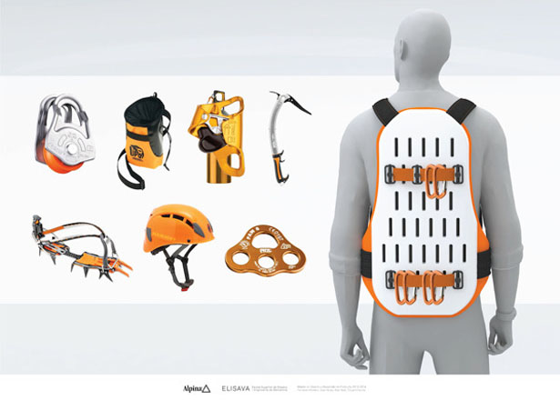 Nimble Backpack by Fernando Montero