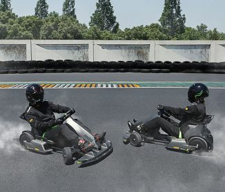 Ninebot Gokart PRO Powered by Segway Allows You to Pre-Program Your Drifting Experience