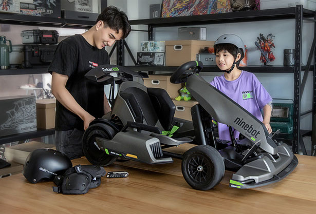 Ninebot Electric Gokart PRO Powered by Segway