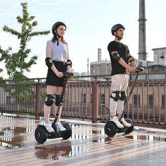Ninebot S Max Self-Balancing Transporter with Faster Speed and Extended Range