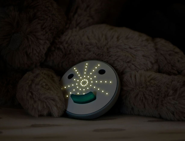 NiNite Smart Pacifier by Hive Design