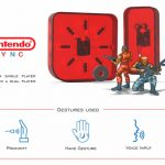Nintendo SYNC - Tangible Interface for Gaming