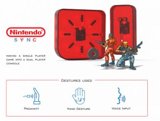 Nintendo SYNC – Tangible Interface for Gaming