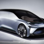 NIO EVE Concept Car for U.S Market in The Year of 2020