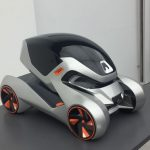 Nissan COO Concept Mobility for Future China in 2025