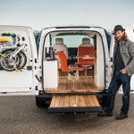 Nissan E-NV200 Workspace Electric Mobile Office