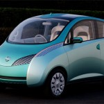 Nissan Effis Concept Car for Future Urban Lifestyle